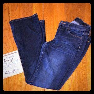 EUC Lucky Brand Sofia Boot Jeans SZ 4/27